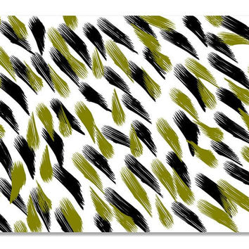 Abstract Raindrops in the Wind Print Wall Art