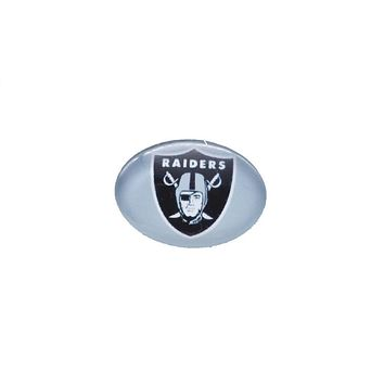 Snap Button 18mmX25mm Oakland Raiders Charms Snap Bracelet for Women Men Football Fans Gift Paty Birthday Fashion 2017