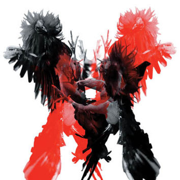 Kings Of Leon Only By The Night Artwork