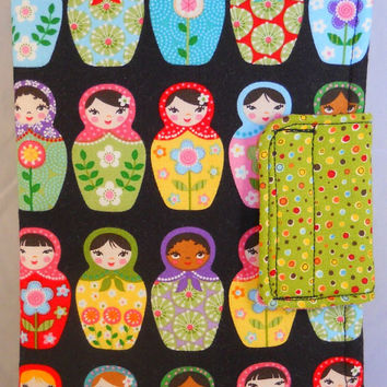Cute Kindle Fire Case Kindle Fire HD Cases Kindle Fire Cover Russian Dolls