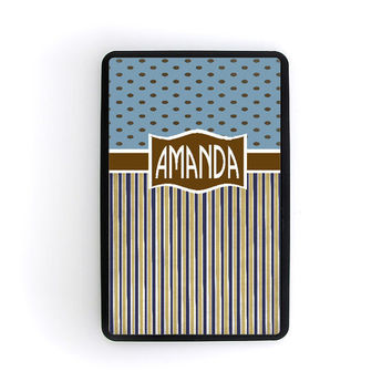 Kindle Fire Custom Hard Snap On Personalized Case by KustomCases