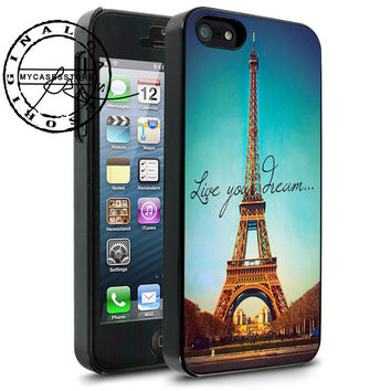 Quotes Live your Dream iPhone 4s iPhone 5 iPhone 5s iPhone 6 case, Samsung s3 Samsung s4 Samsung s5 note 3 note 4 case, Htc One Case