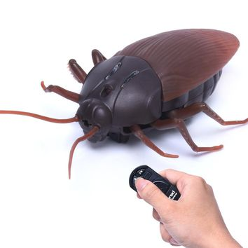 Swagger Dynasty Remote Control Cockroach, cockroach with remote control, guide the cockroach anywhere!