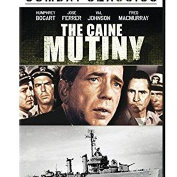 The Caine Mutiny Humphrey Bogart, Jose Ferrer, Van Johnson, Robert Francis, May Wynn, Fred MacMurray, E.G. Marshall, Lee Marvin, Tom Tully, Claude Akins