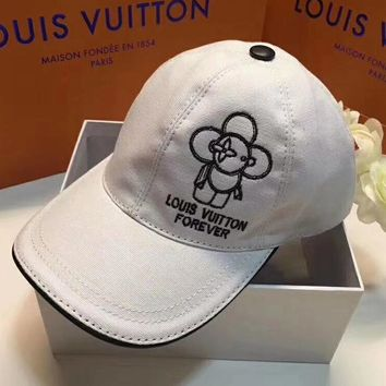 Louis Vuitton Fashion Casual Hat Cap