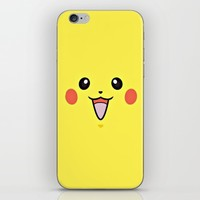 poke go! iPhone & iPod Skin by Pink Berry Patterns