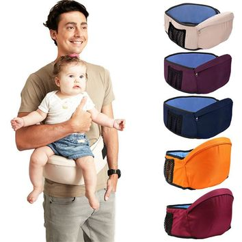Baby Toddler Hip Seat Carrier Waist Seat