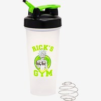 Rick And Morty Rick's Gym Blender Bottle