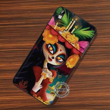Sugar Skull Mask - LG Nexus Sony HTC Phone Cases and Covers