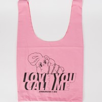 WC x Esther Loves You Call Me Tote Bag