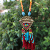 Tibetan Dreams Necklace