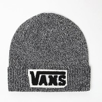 Vans Chenille Patch Beanie - Womens Hat - Grey - One