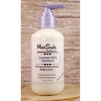 Coconut Milk (unscented) Lotion
