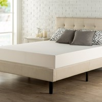 "10"" Medium Memory Foam Mattress"