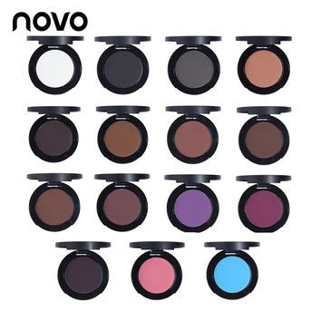 Brand New Soft Tactility Professional Matte Eyeshadow Palette Makeup Eye Shadow Silky Eye Make Up Cosmetics 15 Colors Options