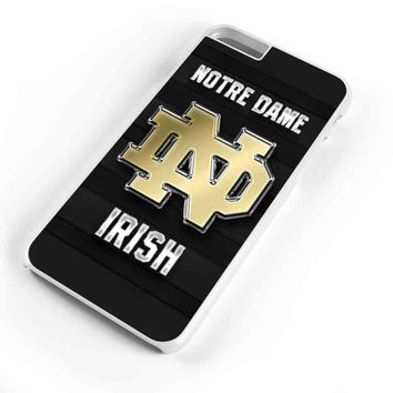 Notre Dame Fighting Irishs iPhone 6s Plus Case iPhone 6s Case iPhone 6 Plus Case iPhone 6 Case