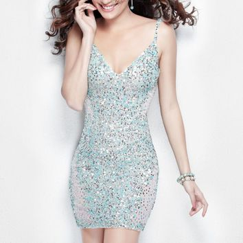 Primavera Couture 9911 Dress
