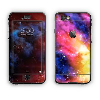 The Super Nova Noen Explosion Apple iPhone 6 LifeProof Nuud Case Skin Set