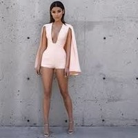 the maren caped playsuit - Google Search
