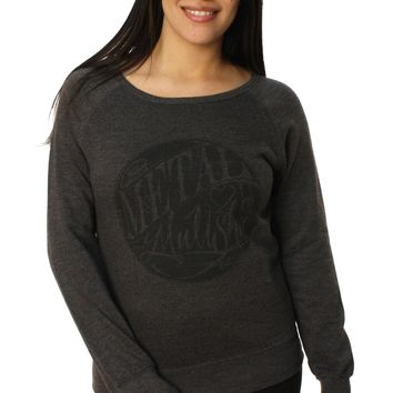 Metal Mulisha Women's Class Crew Fleece