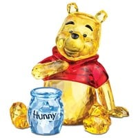 Swarovski Color Crystal Disney Collection Figurine WINNIE THE POOH #1142889
