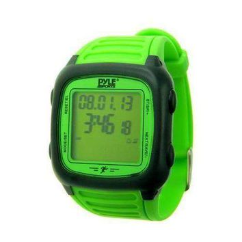 Heart Rate Speed & Distance Wrist Watch