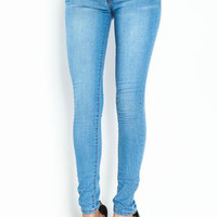 Soft Stretch Skinny Jeans - LoveCulture