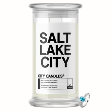 Salt Lake City City Jewelry Candle®