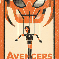 """The Avengers: Iron Man"" by Andrew Kolb"