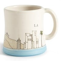 Downing Pottery Los Angeles Cityscape Mug | Nordstrom