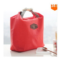Outdoor Picnic Insulated Lunch Bag Box Container Cooler Thermal Waterproof Tote [10198253319]