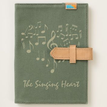 Singing Heart customizable one-of-a-kind Journal