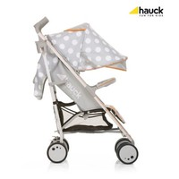 Hauck Torro Pushchair - Dots Grey Kiddicare.com