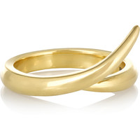 Shaun Leane - Interlocking 18-karat gold ring