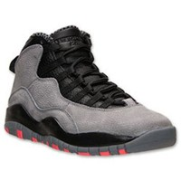 Men's Jordan Retro 10 Basketball Shoes