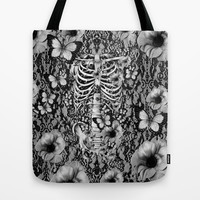 Idiopathic Idiot Tote Bag by Kristy Patterson Design