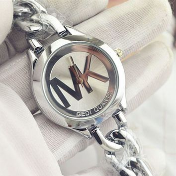 DCCKW2M MK Ladies Watch Stylish  Korean Fashion Bracelet Watch