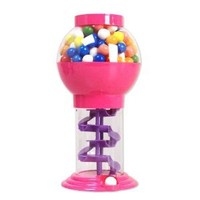 Whirling Snack Candy and Gumball Dispenser (Gumball Machine)