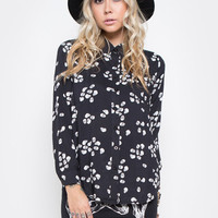 Scatterbrain Blouse