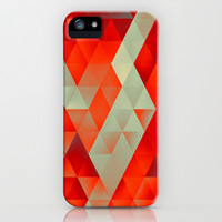 Randomik XXVI iPhone & iPod Case by Rain Carnival