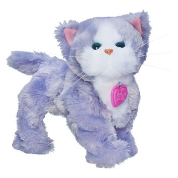 FurReal Friends Walkin Kitties Pearly Paws Toy