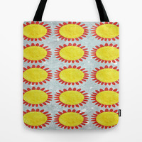 Sunny Tote Bag by Peaky40
