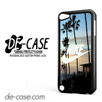 Nike In Beach DEAL-7825 Apple Phonecase Cover For Ipod Touch 5