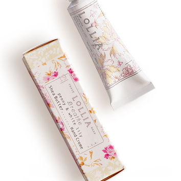 Breathe Travel Size Hand Cream
