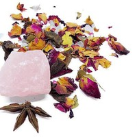 Crystal Infused Love Spell Bath