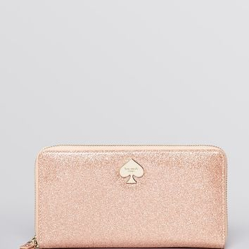 kate spade new york Wallet - Glitter Bug Lacey