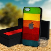 Rainbow Grunged Art case for Note 2,3/iPod 4th 5th/iPhone 5,5s,5c,4,4s,6,6+[ JYJ ] LG Nexus/HTC One/Samsung Galaxy S3,S4,S5