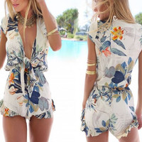 Casual Hippie Love Romper