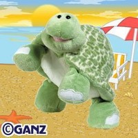 Webkinz Plush Stuffed Animal Spotted Turtle