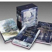 The Lord of the Rings Box Set (Hardcover)